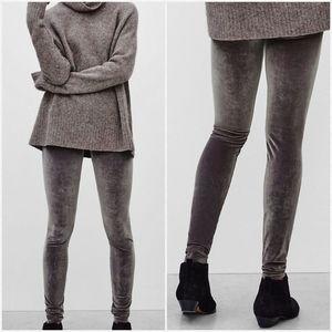 Wilfred Free Velvet Daria Leggings
